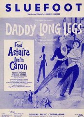 Daddy Long Legs Fred Astire Leslie Caron 1955