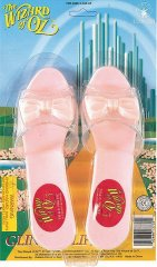 Glinda Shoes One size Wizard of Oz