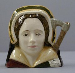 Catherine Howard, Miniature D6693