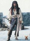 Pirates of the Caribbean 2 - Depp Standing