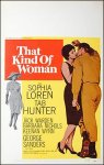 That Kind of Woman Sophia Loren Tabb Hunter George Sunders