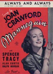 Mannequin Joan Crawford Spencer Tracy