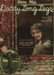 Daddy Long Legs Mary Pickford 1919