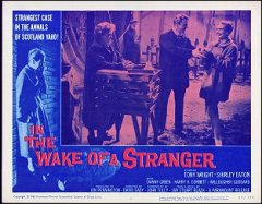 In The Wake Of A Stranger Tony Wright, Shirley Eaton, Danny Green 1960 # 2