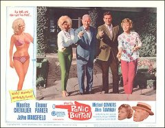 Panic Button Jane Mansfield Maurice Chevalier #4 1964