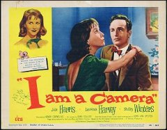 I AM A CAMERA Julie Harris, Laurence Harvey 1955 # 1