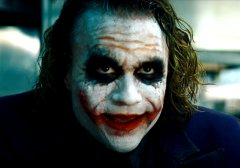 Heath Ledger as Joker 8x10 High Quality Picture