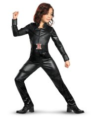Avengers BLACK WIDOW Child DELUXE Costume Size S, M, L