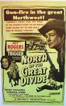 NORTH OF THE GREAT DIVIDE Roy Rogers