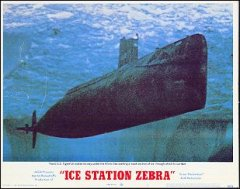 ICE STATION ZEBRA 1969 # 1