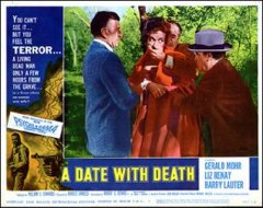 Date with Death Horror # 1 from the 1959 movie