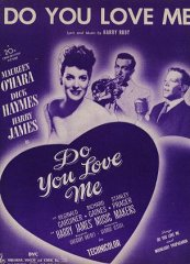 Do You Love Me Maureen O'Hara Dick Haymes Harry James 1946
