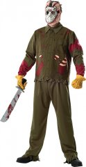 Friday the 13th Jason� Deluxe STD XL