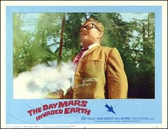 DAY MARS INVADED EARTH, #6 from the 1962 movie. Staring Kent Taylor, Marie Windssor.
