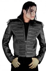 Michael Jackson Man in the Mirror JACKET Deluxe Adult Costume PRE-SALE