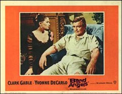 BAND OF ANGELS Clark Gable #4 1957