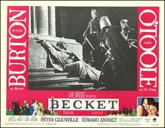 BECKET #1 1964 Richard Burton