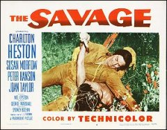 Savage Charlton Heston Susan Morrow