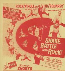 SHAKE, RADDLE & ROCK Fats Domino ROCK-N-ROLL