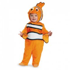 Nemo Child Prestige Infant Costume Size 6-12m, 12-18m