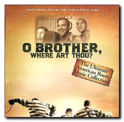 O Brother Where Art Thou? George Clooney