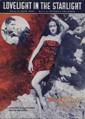 Jungle Love Dorothy Lamour