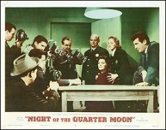 Night of the Quarter Moon #2 1959 Julie London