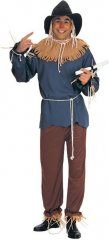 Scarecrow Adult Costume Wizard of Oz