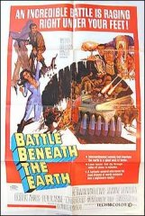 Battle Beneath the Earth Robert Ayres Peter Arne 1968