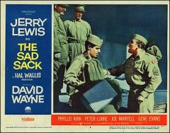 Sad Sack Jerry Lewis Peter Lorre