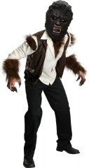 Wolfman Child Deluxe Costume S, M, L