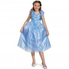 Cinderella Movie Tween Costume Size M,L,XL