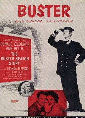 Buster Keaton Story Donald O'Conner Ann Blyth