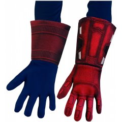 AVENGERS AVENGERS Captain America Movie DELUXE Child Gloves