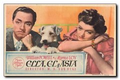 After the Thin Man William Powell Myrna Loy