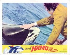 NAMU the Whale Killer # 8 1966