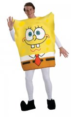 Adult Halloween Sensation Spongebob STD