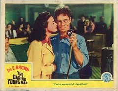 DARING YOUNG MAN from the 1942 movie. Staring Joe E. Brown #4