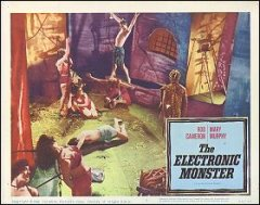 Electronic Monster Rod Cameron 1960 # 5
