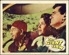 GIANT CLAW 1957 # 5