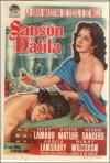 Sansom and Delilah Heddy Lamarr Victor Mature Angela Lansbury
