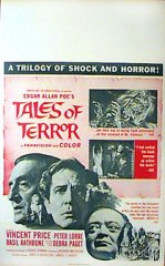 TALES OF TERROR Vincent Price