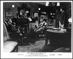 Hound of the Baskervilles Peter Cushing Christopher Lee Hammer Production 1959 2