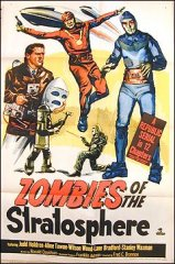 Zombies of the Stratosphere Lenord Nemoys first movie 1952