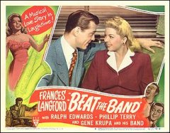 BEAT THE BAND 1947 # 6