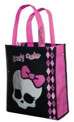 MONSTER HIGH Trick or Treat TOTE BAG