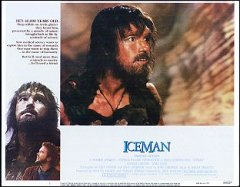 ICEMAN Timothy Hutton 1984 8 card set