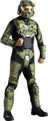 HALO 3 Master Chief Deluxe Costume XS-STD-XL