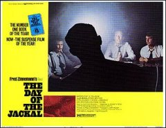 DAY OF THE JACKAL #2 from the 1973 movie. Staring Edward Fox