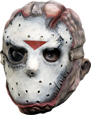 Friday the 13th Jason� Deluxe Overhead Latex Mask